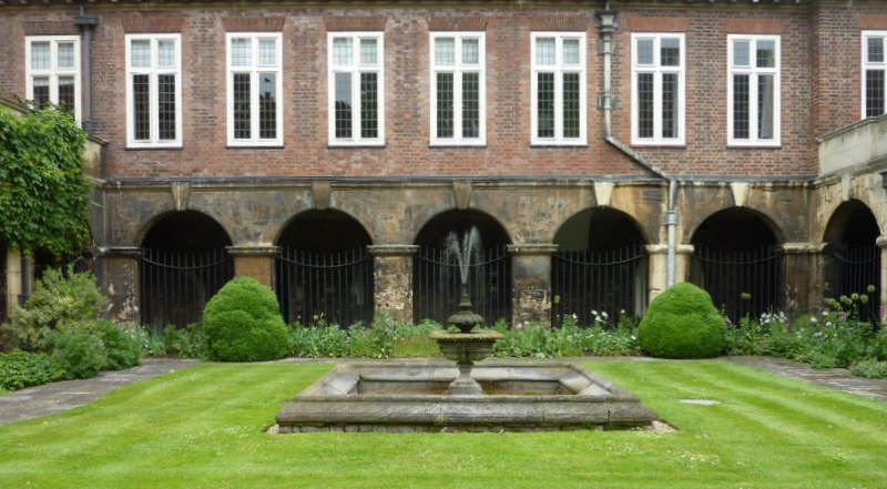 Little Cloister Garden