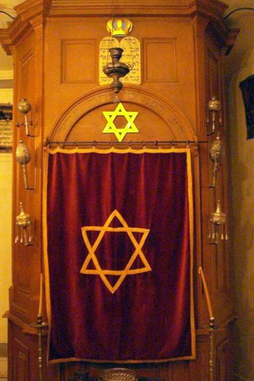 Altar from Synagogue