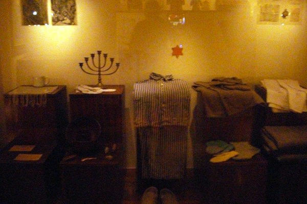 Concentration Camp items