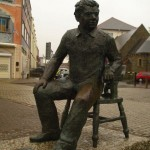 Celebrating Dylan Thomas in Swansea, Wales