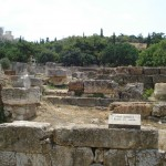 Walking in the Footsteps of the Philosophers in Athens