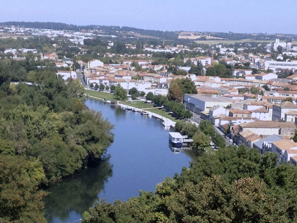 The Charente River