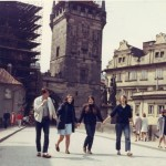 Memories of Communist-era Prague