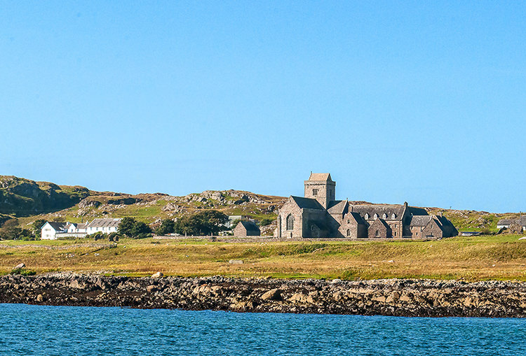 Whether or not a visitor is Christian, a tour of the 1500 year-old Iona Abbey site is a bucket list item. The isle lies close to Mull's southeast corner with regular ferries and boat tours from Fionnphort.