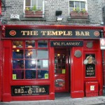 In Dublin's Fair City You'll find Guinness and Beer Aplenty