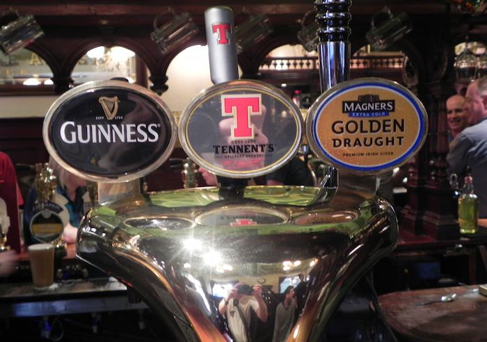 On Tap at the Abbotsford Bar