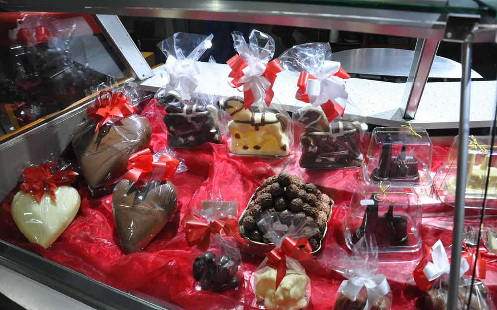 You are spoilt for choices at the Cologne Chocolate Museum
