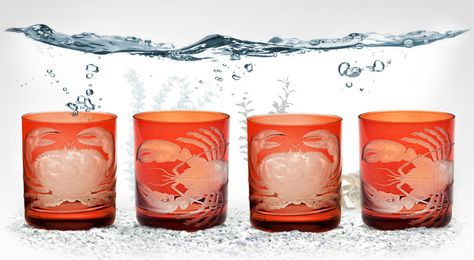 Beautiful barware by Artel