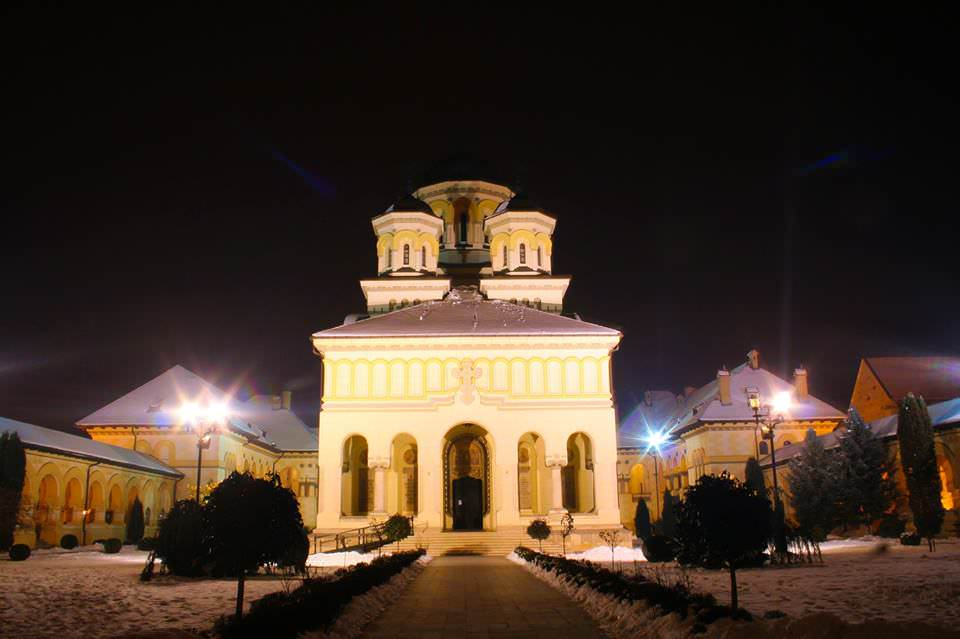 The Orthodox Church in Alba Iulia