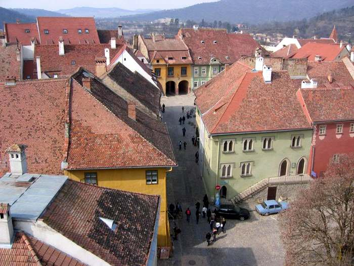 Peruse the rooftops from the Clock Tower's gallery