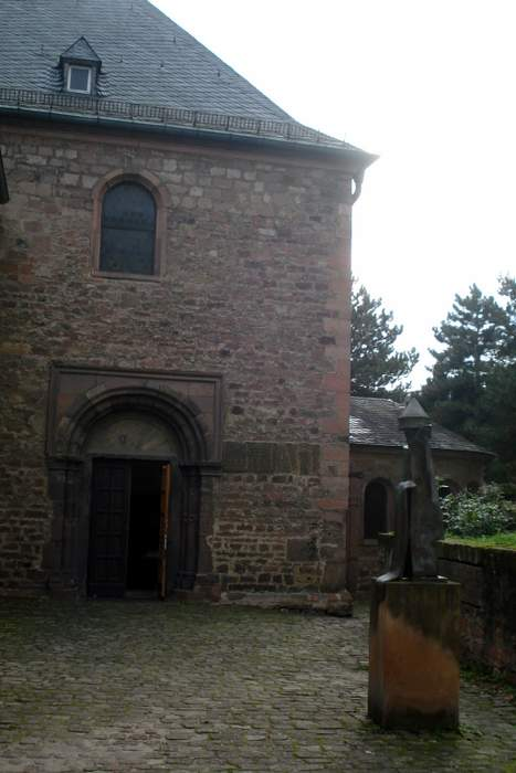 Synagogue in Worms, Germany