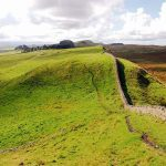 A Hike on Hadrian's Wall Path
