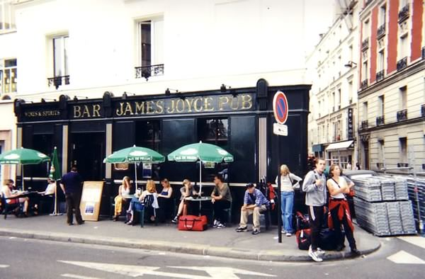 The James Joyce Pub