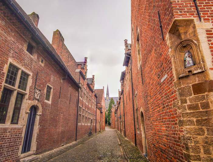 Leuven's Grand Béguinage