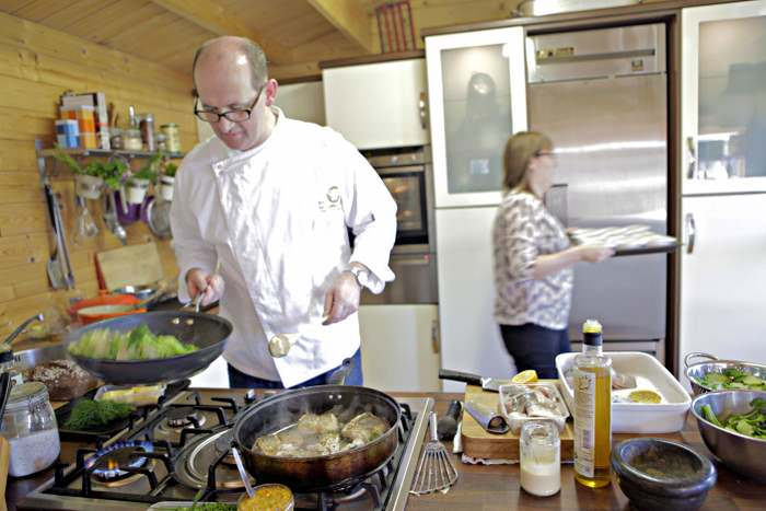 "Brian McDermott ""The No Salt Chef"""