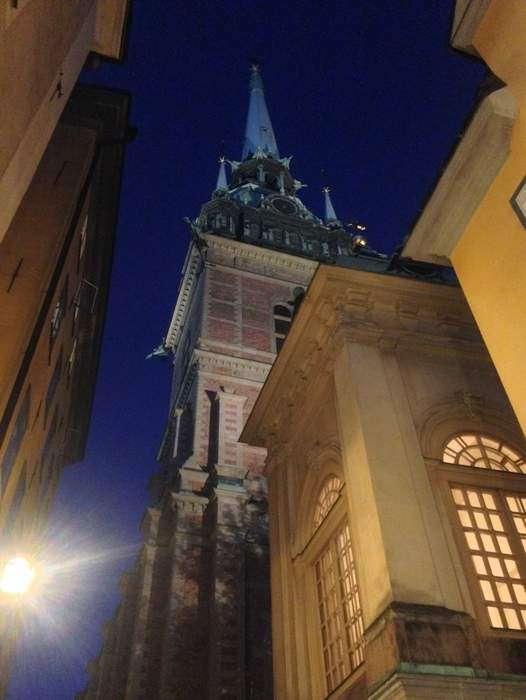 Gamla Stan Night