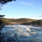 Northern Sweden: Out and Around the 'Riverina of Norrland'