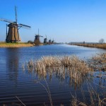 The Kinderdijk Windmills, a Year-round Attraction