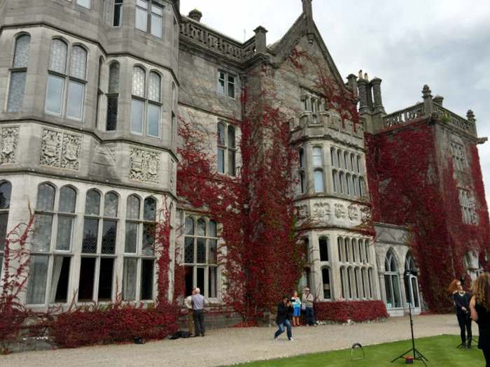 Adare Manor is one of Ireland's best hotels