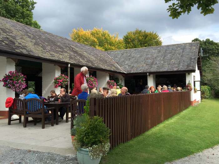 Lord Brandon's Cottage serves casual lunches to Gap of Dunloe visitors.