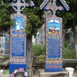 A Very Merry Romanian Cemetery