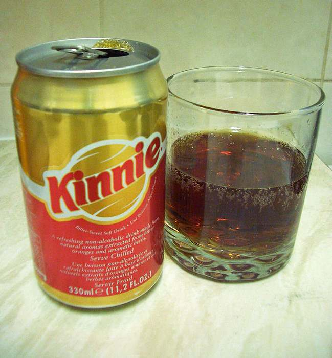 Malta's soft drink: Kinnie