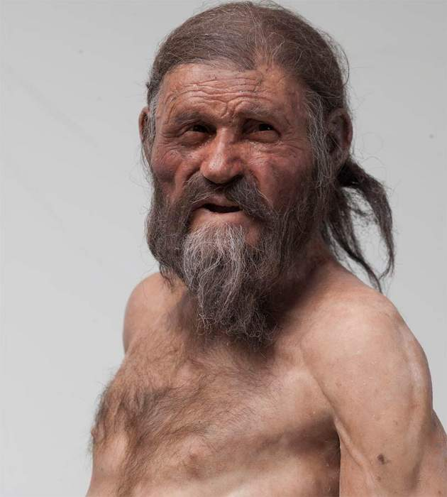 Ötzi , the ice Man
