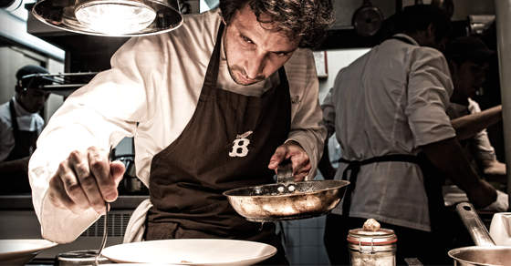 Jose Avillez, chef of Belcanto ,one of the many Lisbon Restaurants