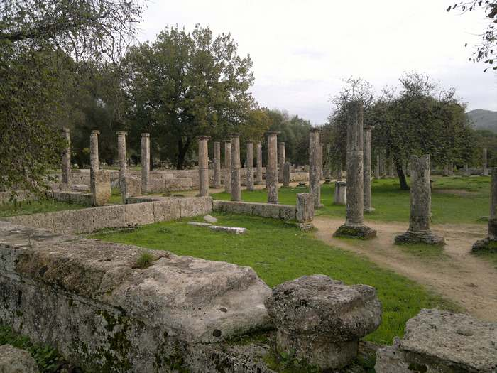 Olympia, Greece, home of the Olympic Games