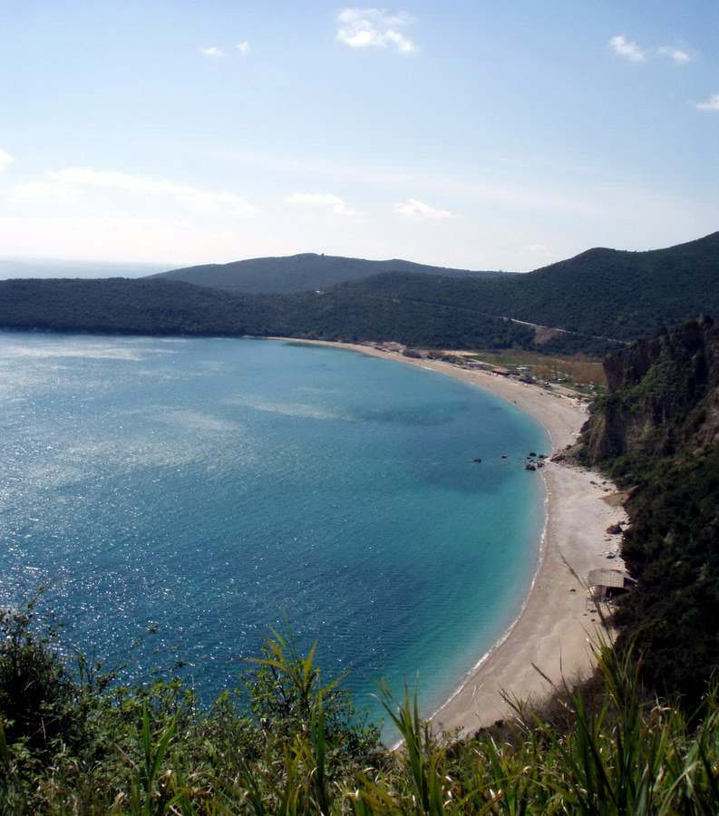 Jaz Beach in Montenegro