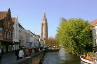 Tower of the Church of Our Lady, Bruges