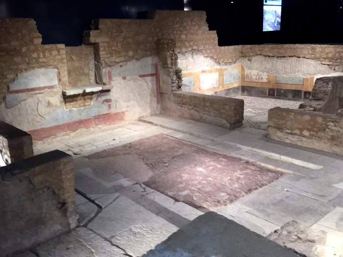 Roman homes (domus) in Brescia