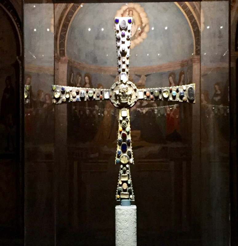 Cross of Desiderio in Brescia