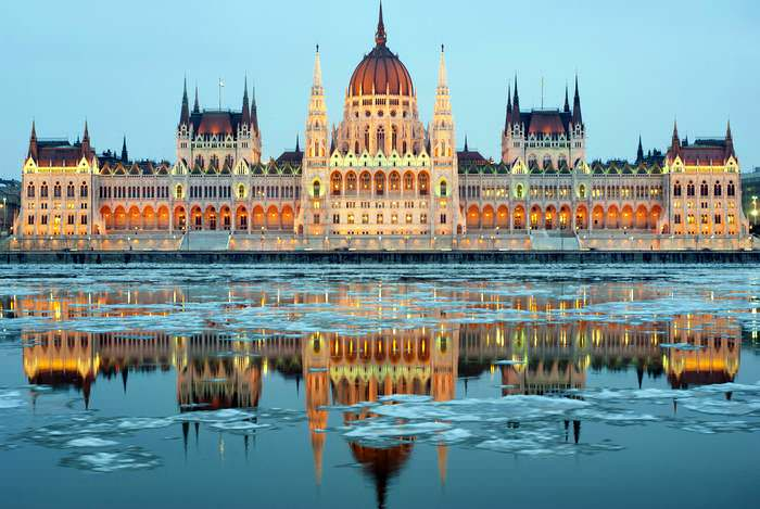 Budapest, a great place to spend winter in Europe