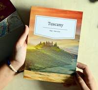 Travel diary is one of the best gifts for travelers