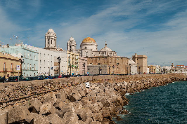 visit Cadiz on your Mediterranean cruise