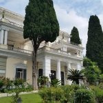 The Achilleion in Corfu, Greece
