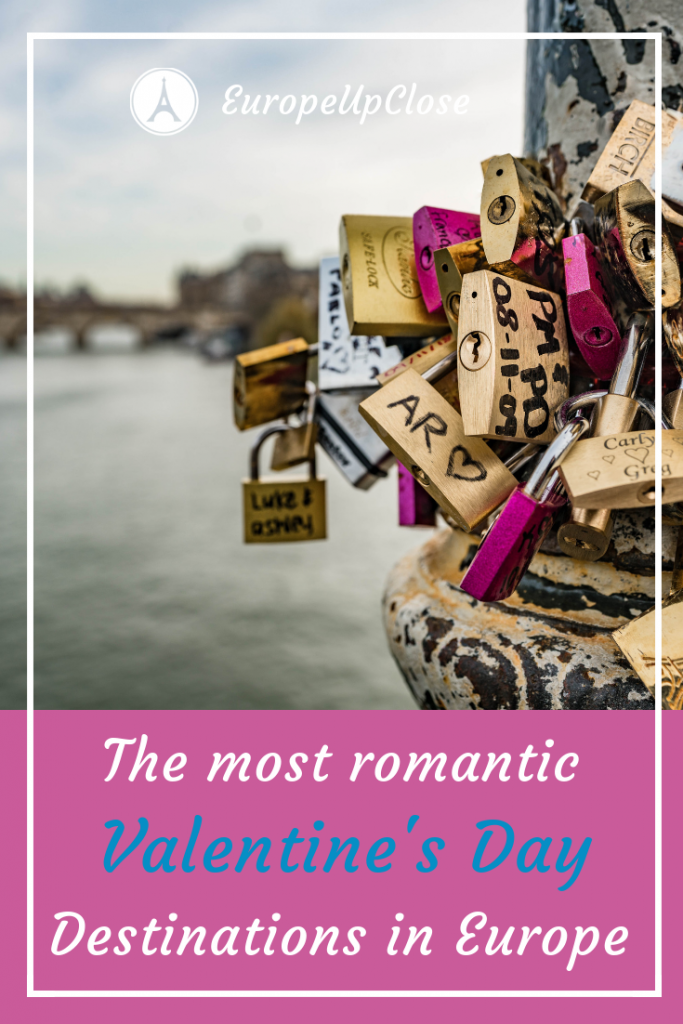 Most Romantic Valentines Day Destinations in Europe #Love #Liebe #Travel #Valentinesday #romance #couple #Couples #romantic #valentines #europe #europetrip #europetravel #paris #venice #italy #france #dublin