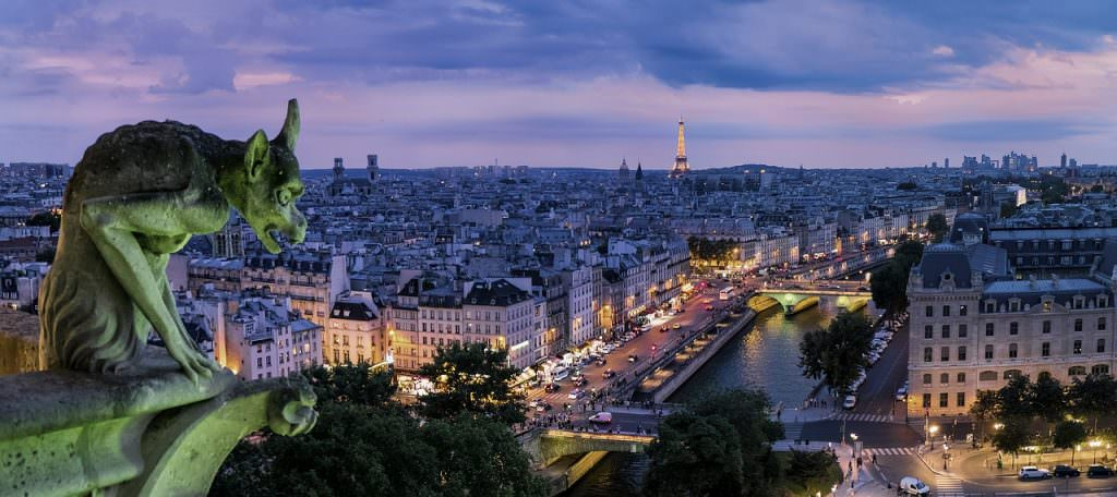 Private Access Tour in Paris: View from Notre Dame at Night - Luxury Vacation Ideas in France