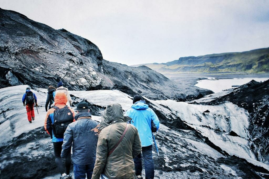 photos of iceland - Glacier Hiking Iceland