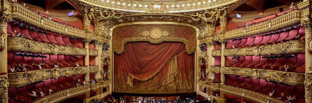 Palais Garnier Paris Opera - Luxury Vacation Ideas in France
