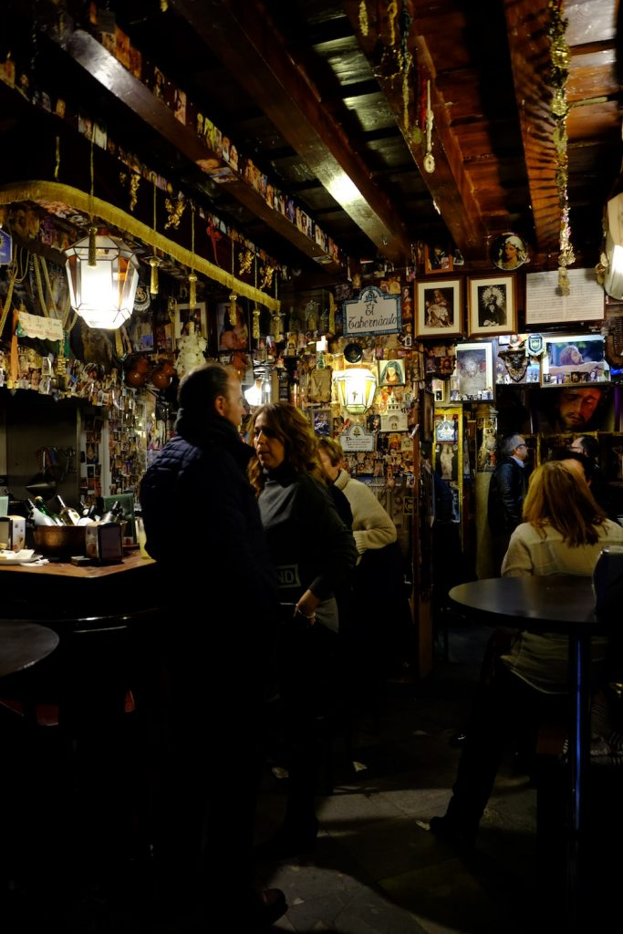 Best Tapas Bar: El Tabernaculo - Best Tapas Bars in Granada Spain
