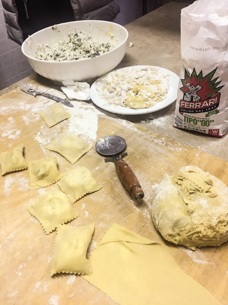 Tuscany Foods Cooking Classes