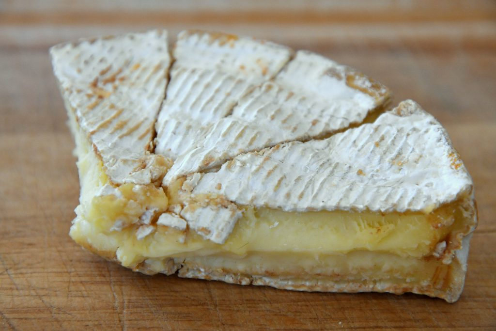 Best French Cheeses: Brie ©2017 Karin Leperi