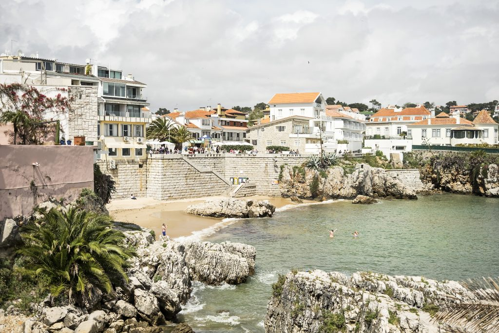 Best Secret Beaches in Europe - Cascais Portugal