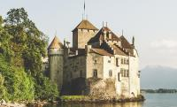 Lausanne like a Local: Castle on Lake Geneva, Switzerland