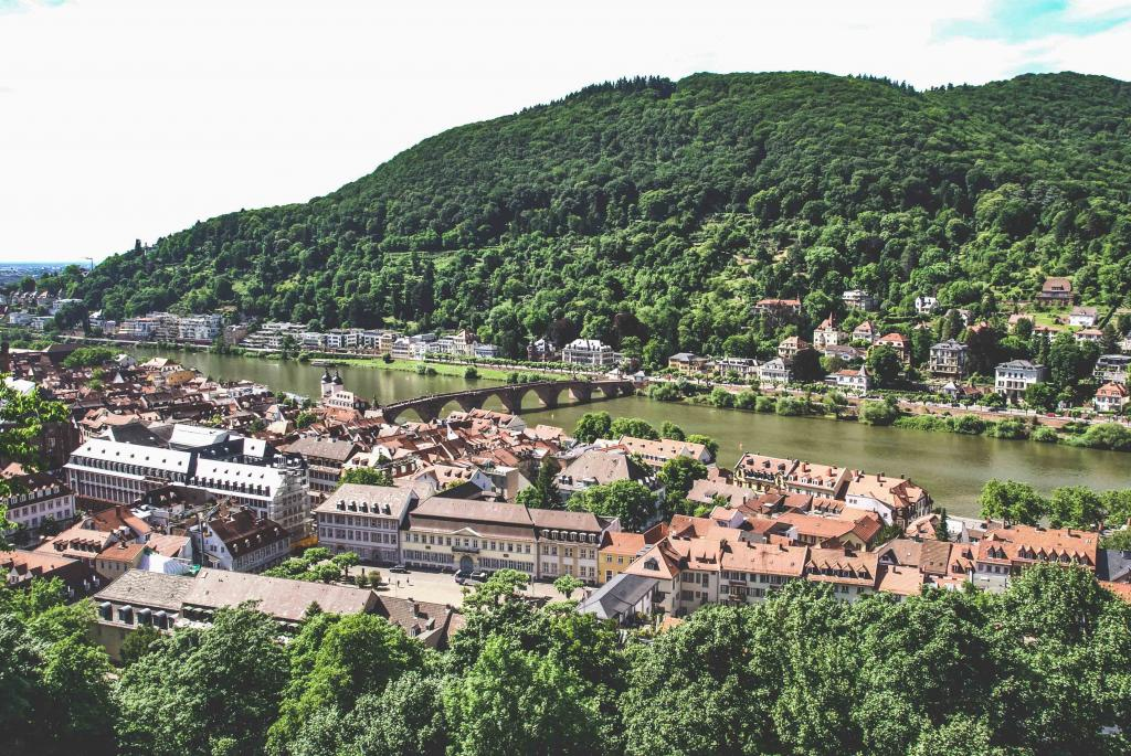 1 week itinerary Germany - Neckar River South Germany