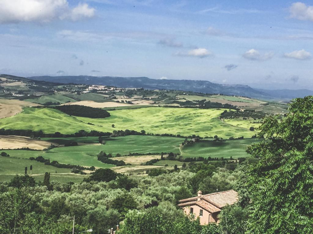 1 Week Tuscany Itinerary - 7 days in Tuscany - Where to Go Beyond Florence Tuscany