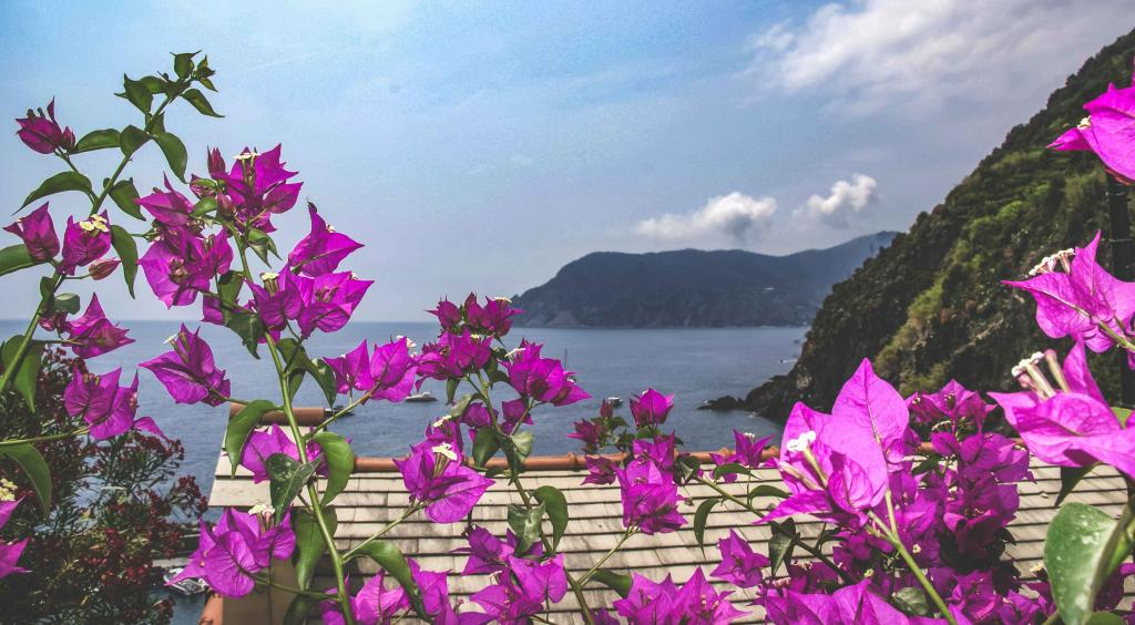 7 days in Italy Itinerary: Cinque Terre Italy: Monterosso View