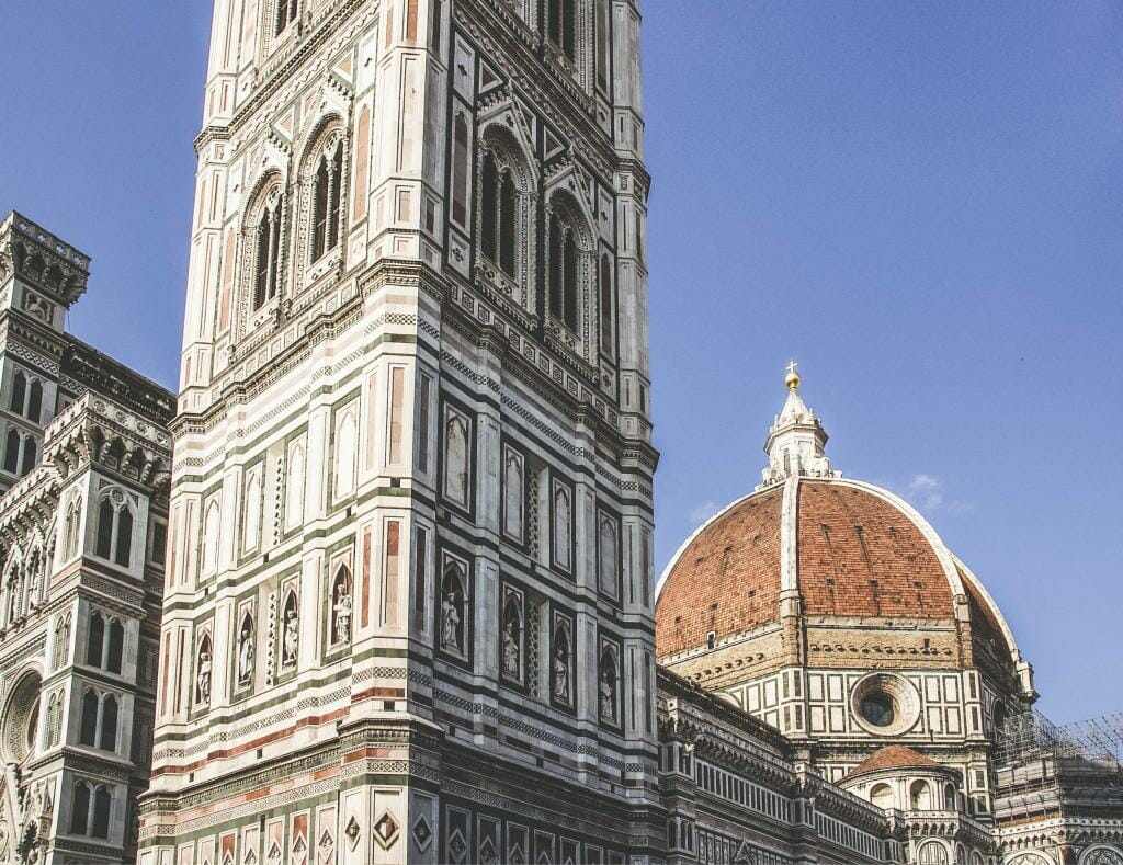 7 Days in Italy: Florence Duomo Campanile - Florence Cathedral